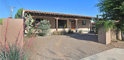 Tucson Single Family Home Active Contingent: 1216 N Wilson Avenue