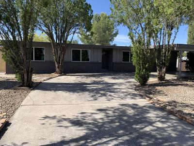 Pima County, Pinal County Single Family Home For Sale: 8522 E Mabel Place