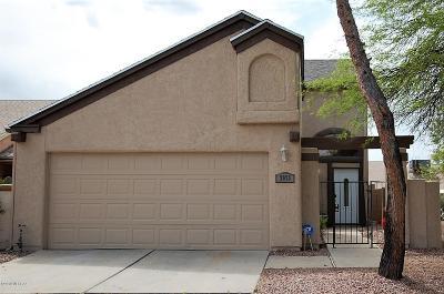 Tucson Single Family Home For Sale: 2973 W Katapa Trail