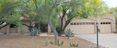 Tucson Single Family Home For Sale: 6425 E Calle De Mirar