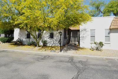 Tucson Townhouse Active Contingent: 660 E River Road #D