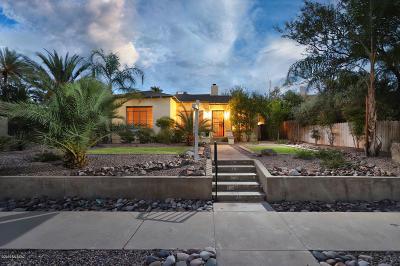 Tucson Single Family Home For Sale: 528 N Plumer Avenue