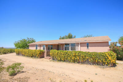 Pima County, Pinal County Manufactured Home Active Contingent: 18463 S Mann Avenue