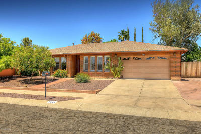 Tucson Single Family Home Active Contingent: 8843 E 28th Street