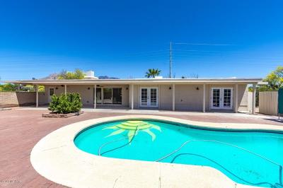 Tucson Single Family Home For Sale: 6645 N La Canada Drive