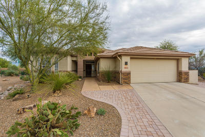 Marana Single Family Home Active Contingent: 13002 N Ajo Lilly Place
