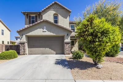 Tucson Single Family Home Active Contingent: 4739 W Lindenthal Lane