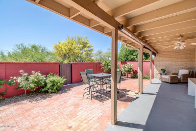 Tucson Townhouse Active Contingent: 8163 N Madrid Drive