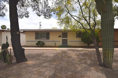 Pima County Townhouse For Sale: 5063 S Cherry Avenue