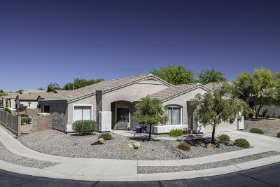 Oro Valley Single Family Home For Sale: 11719 N Crescendo Drive