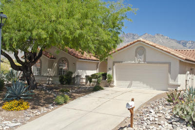Tucson Single Family Home Active Contingent: 4790 N Mayfair Circle