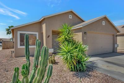 Pima County Single Family Home Active Contingent: 3830 E Kinishba Drive