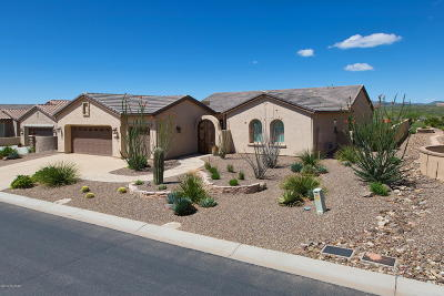Single Family Home Active Contingent: 32622 S Egret Trail