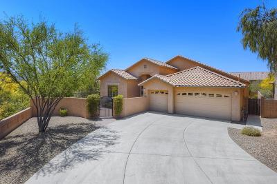 Tucson Single Family Home Active Contingent: 8301 N Willow Park Way