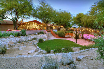 Tucson Single Family Home For Sale: 3221 N Riverbend Place