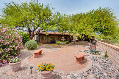 Tucson Townhouse For Sale: 4958 N Via Gelsomino