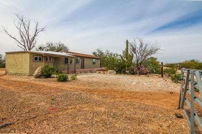 Tucson Single Family Home Active Contingent: 1351 N Reservation View Trail