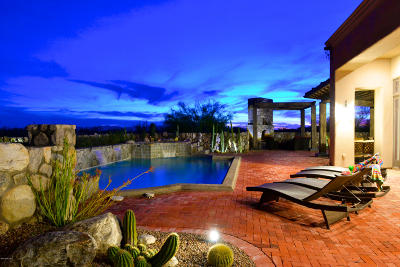 Oro Valley Single Family Home For Sale: 14153 N Blazing Canyon Place