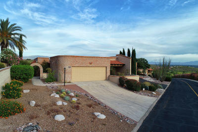 Tucson Townhouse For Sale: 4940 N Grey Mountain Trail