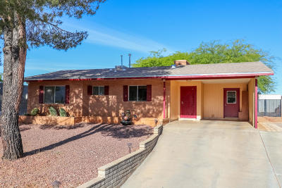 Tucson Single Family Home Active Contingent: 15925 N Forecastle Avenue