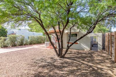 Tucson Single Family Home For Sale: 1221 E Mabel Street
