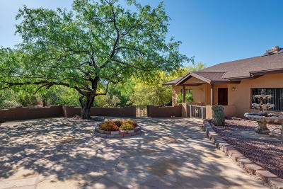 Single Family Home For Sale: 11600 E Summer Trail