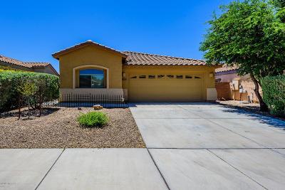 Tucson Single Family Home Active Contingent: 7164 E Alderberry Street