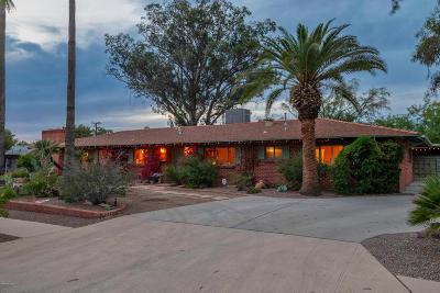 Single Family Home For Sale: 4121 E Poe Street