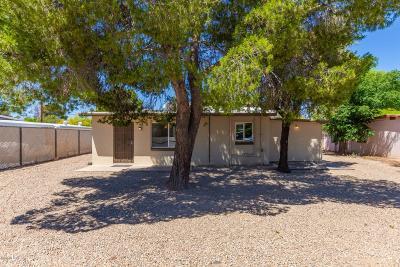 Tucson Single Family Home For Sale: 2857 N Desert Avenue