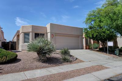 Single Family Home For Sale: 7350 E Placita Sacra