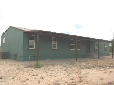 Pima County Manufactured Home For Sale: 11840 N Carbine Road