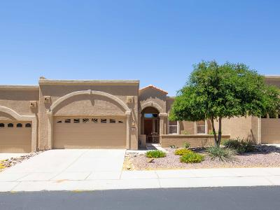 Townhouse For Sale: 12623 N Sleeping Coyote Drive