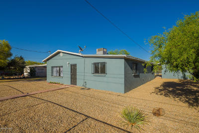 Pima County Single Family Home Active Contingent: 2301 S 2nd Avenue
