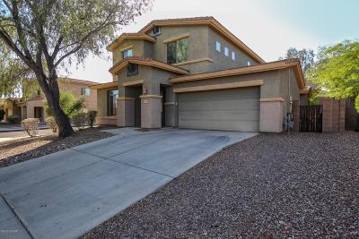 Tucson Single Family Home For Sale: 6161 N Placita San Agustin