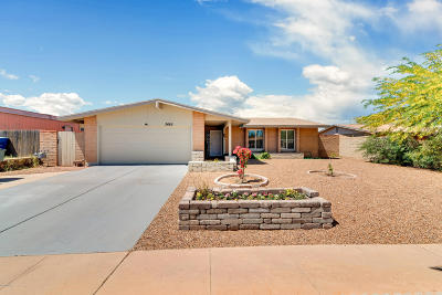 Tucson Single Family Home Active Contingent: 3662 S Sarnoff Drive