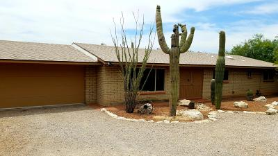 Pima County, Pinal County Single Family Home Active Contingent: 9602 E Wasatch Place