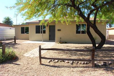 Tucson Single Family Home Active Contingent: 4230 E Linden Street
