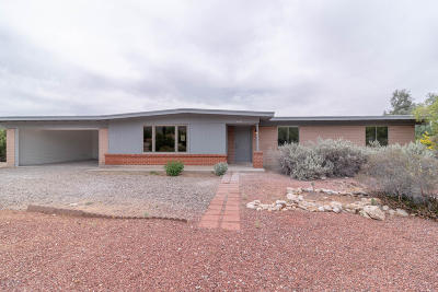 Tucson Single Family Home For Sale: 8021 N Northern Avenue