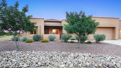 Tucson Single Family Home For Sale: 13136 W Summer Poppy Street