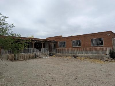Tucson Single Family Home For Sale: 1711 N Painted Hills Road