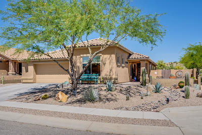 Green Valley Single Family Home Active Contingent: 700 W Rio Teras