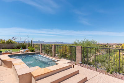 Single Family Home For Sale: 12939 N Ocotillo Bluff Place