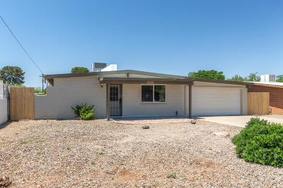 Tucson Single Family Home For Sale: 2033 N Cloverland Avenue