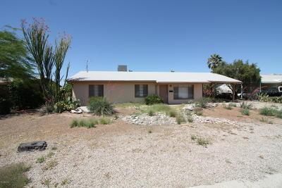 Pima County Single Family Home For Sale: 5971 E 24th Street