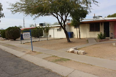 Pima County Townhouse For Sale: 1023 E Kentucky Street
