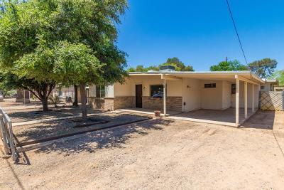 Tucson Single Family Home Active Contingent: 2717 N La Verne Avenue