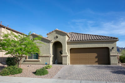 Marana Single Family Home For Sale: 9089 W Birchover Drive