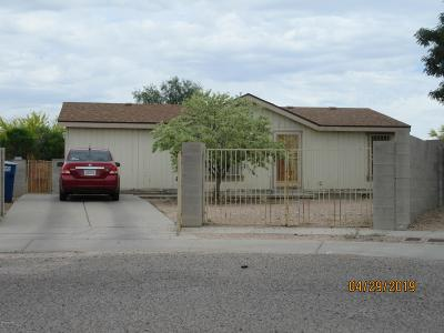 Pima County Manufactured Home Active Contingent: 801 E Calle Bayona