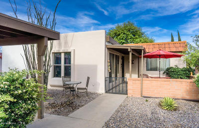 Green Valley Townhouse For Sale: 360 N Camino Del Vate
