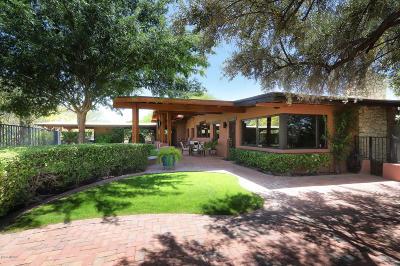 Single Family Home For Sale: 4737 N La Rueda